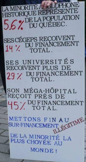 FINANCEMENT de la minorité Anglophone au Québec 2016.jpg
